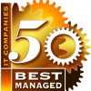 LOGIX named one of Canada's 50 Best Managed IT Companies